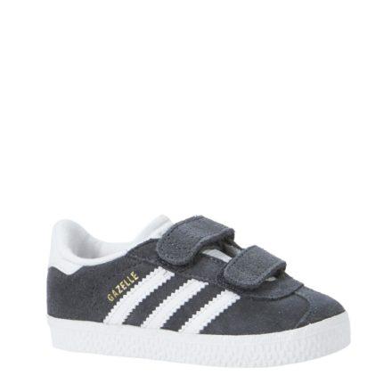 adidas originals Gazelle CF I sneakers kids (grijs)