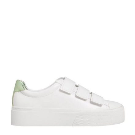 Mango platform sneakers (wit)