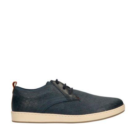 Sacha nubuck sneakers (blauw)