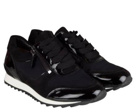 Hassia Sneaker 3-301914 (Zwart)