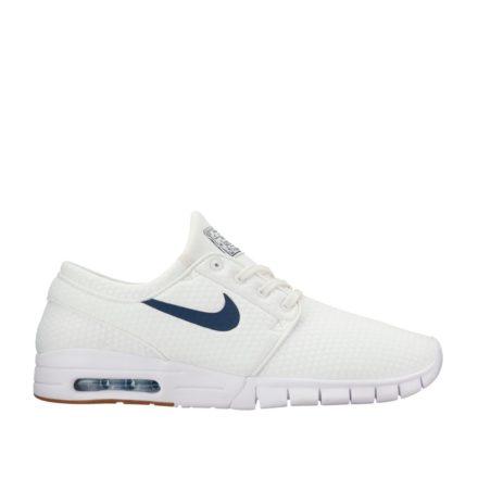 Nike SB Stefan Janoski Max (wit)