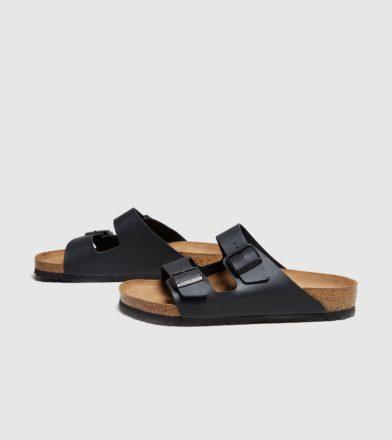 Birkenstock Arizona-sandalen (zwart)