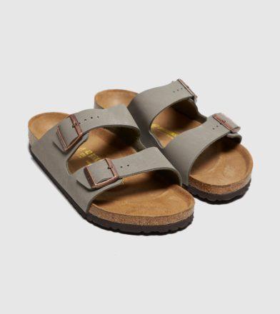 Birkenstock Arizona-sandalen (grijs)