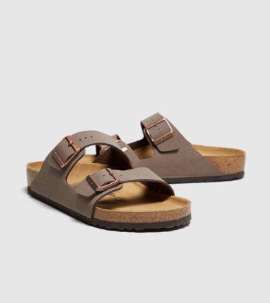 Birkenstock Arizona-sandalen (bruin)