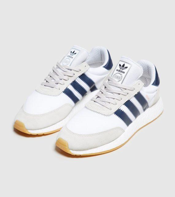 adidas Originals Iniki Runner (wit/blauw)