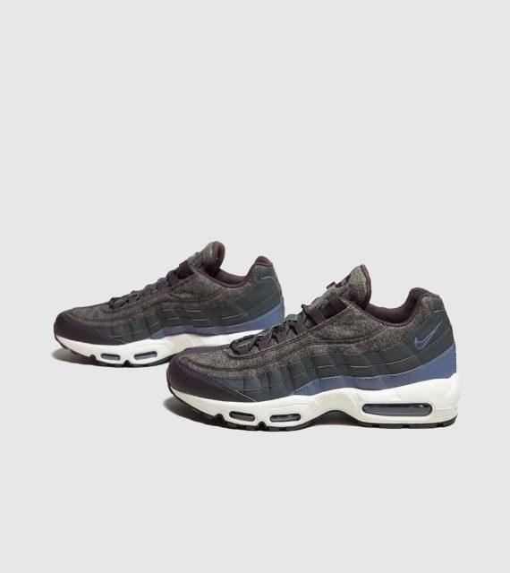 Nike Air Max 95 (bruin/blauw)