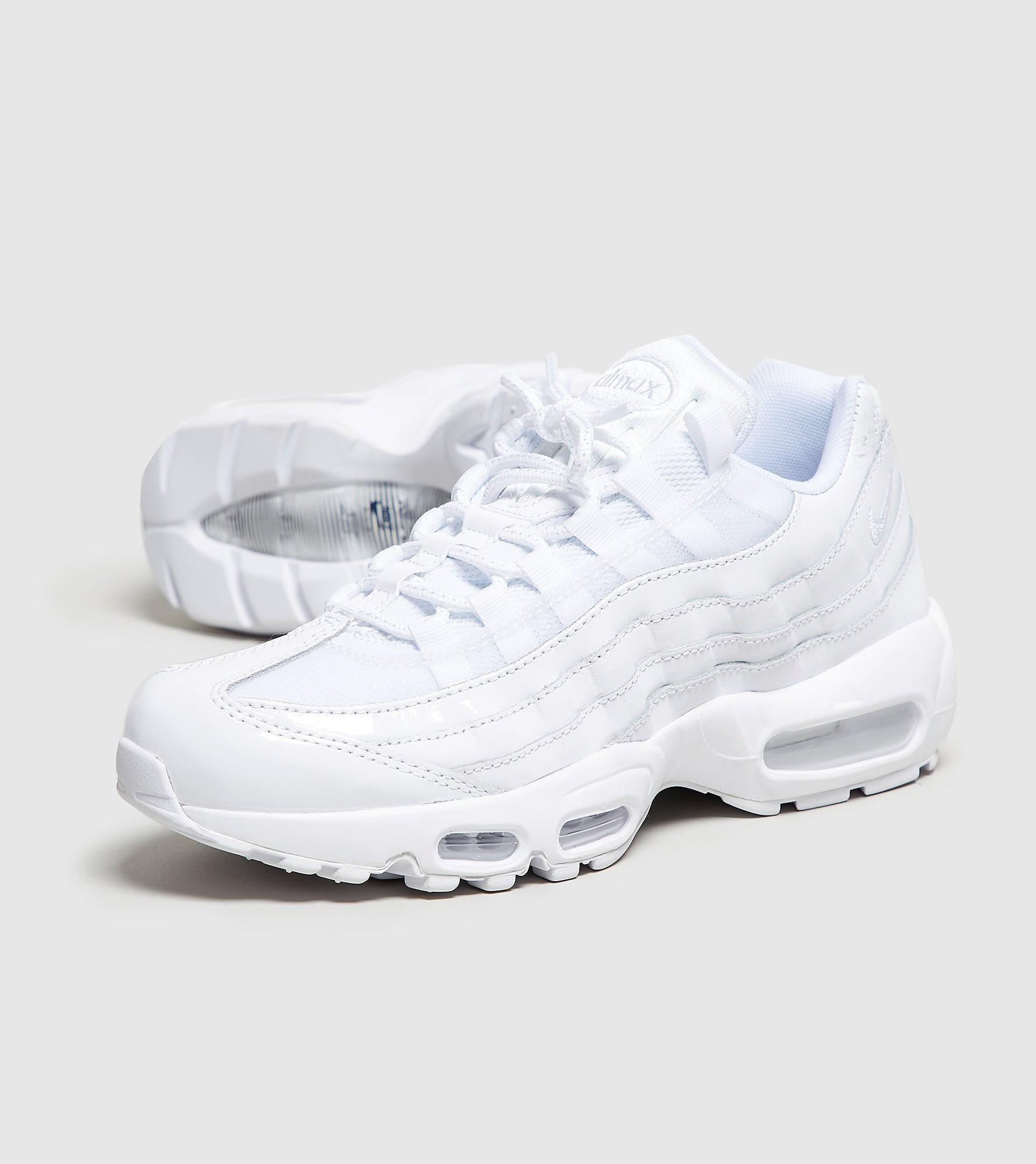 nike air max 95 zwart wit dames