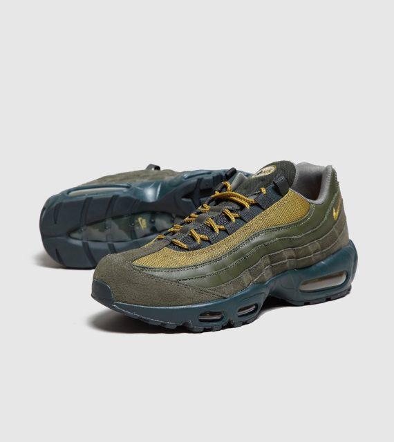 Nike Air Max 95 (groen/geel)