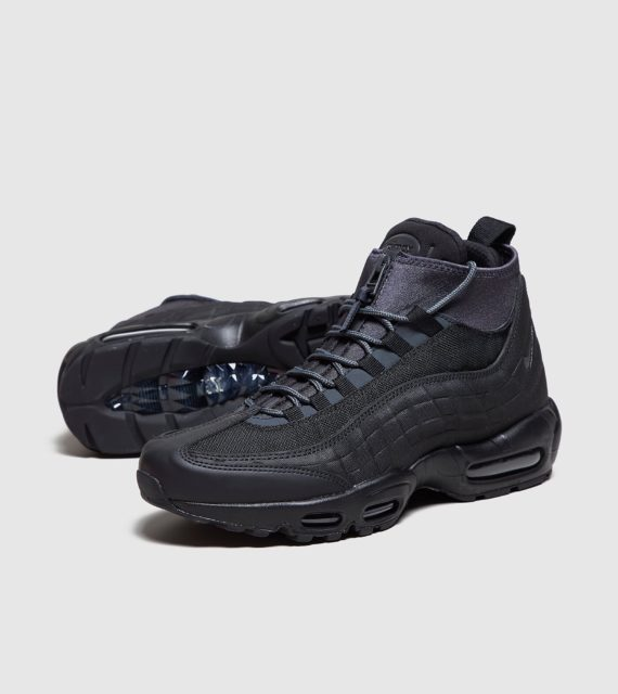 Nike Air Max 95 Sneakerboot (zwart)