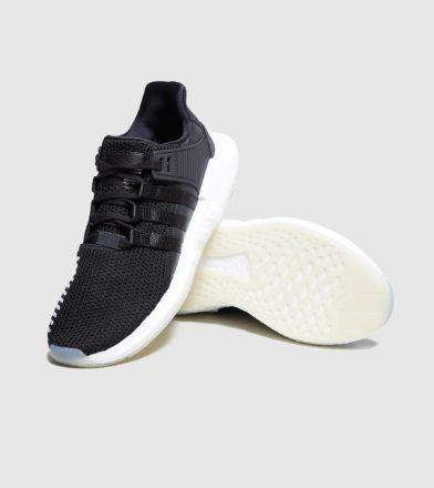 adidas Originals EQT Support 93/17 (zwart/wit)