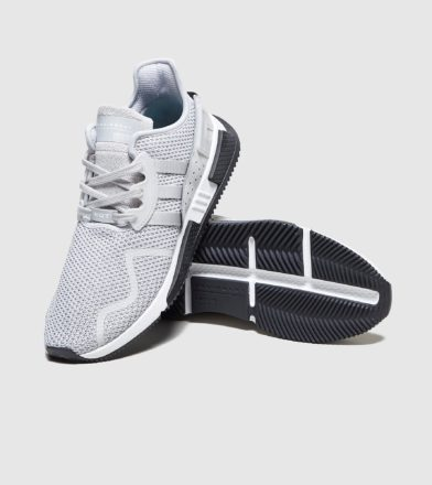 adidas Originals EQT Cushion ADV - size?exclusive (grijs/wit)
