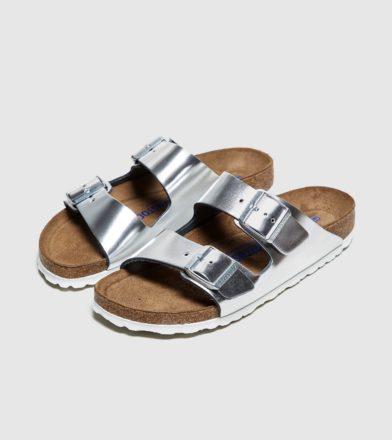 Birkenstock Arizona-sandalen voor dames (grijs)