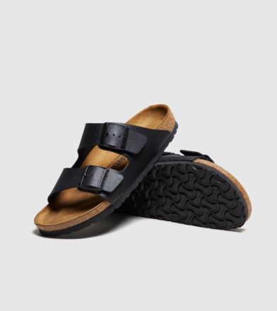 Birkenstock Arizona-sandalen voor dames (zwart)