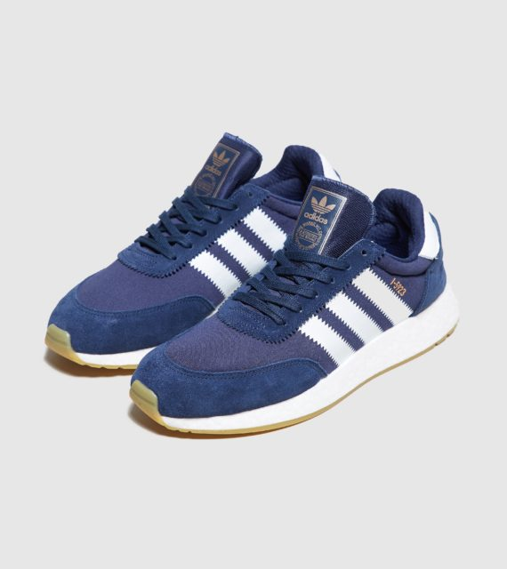 adidas Originals Iniki Runner (blauw)