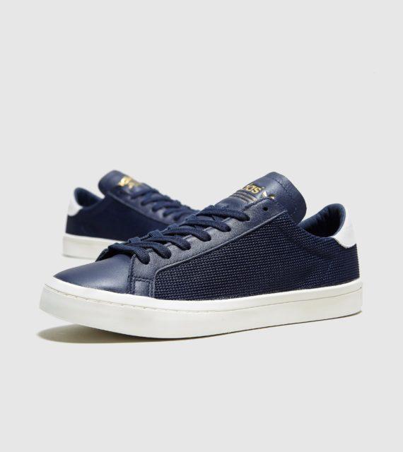adidas Originals Court Vantage Clean Low (blauw)