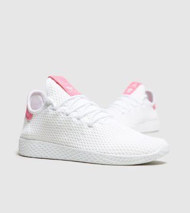 adidas Originals Pharrell Williams Tennis Hu (wit/roze)