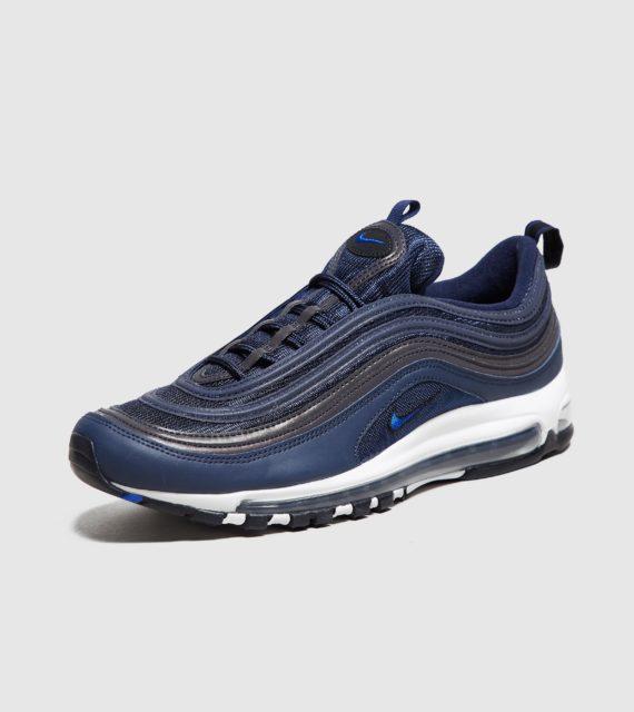 Nike Air Max 97 (blauw/zwart)