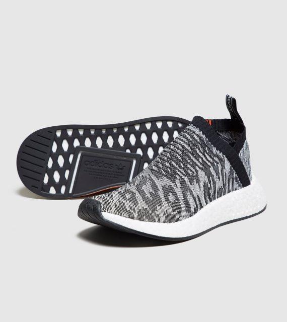 adidas Originals NMD_CS2 Boost Primeknit (zwart)