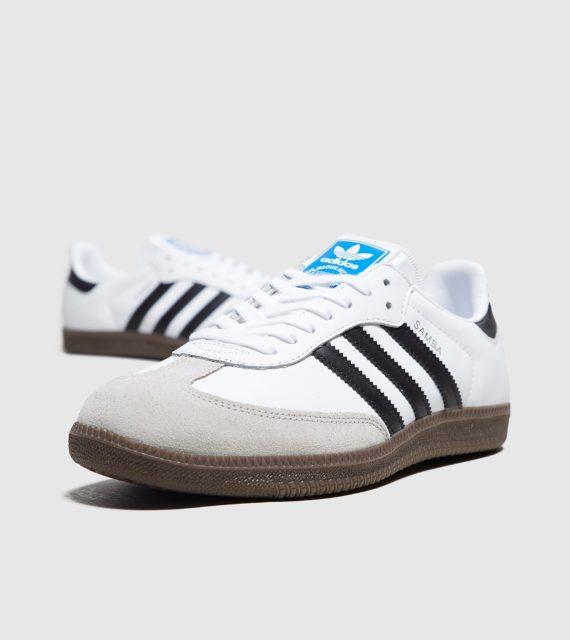 adidas Originals Samba OG (wit/zwart)