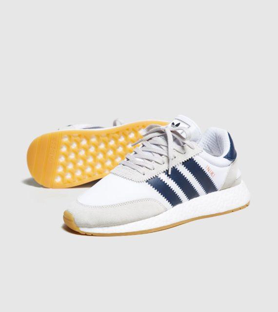 adidas Originals Iniki Runner Dames (wit/blauw)