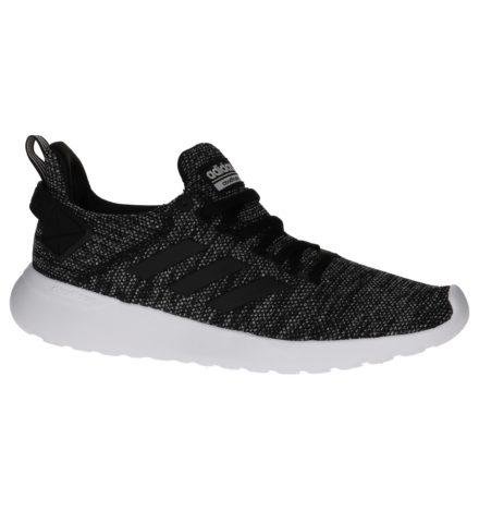 Zwarte Sneakers Adidas Cloudfoam Lite Racer Byd