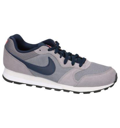 Grijze Sneaker Nike MD Runner 2