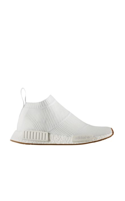 Adidas Originals NMD_CS1 Primeknit White
