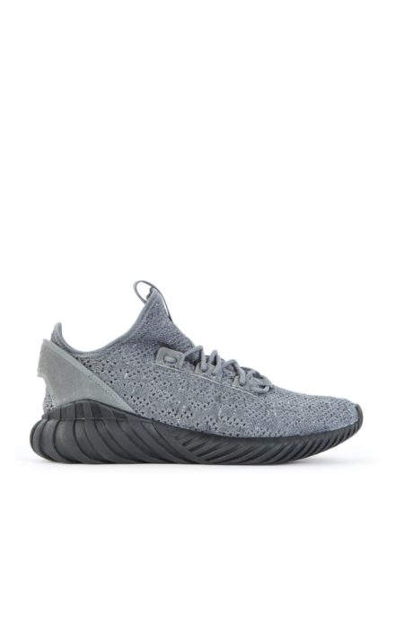 Adidas Originals Tubular Doom Sock Primeknit Grey/Black/White