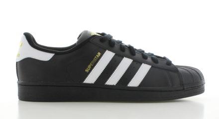 adidas Superstar Black Core Men
