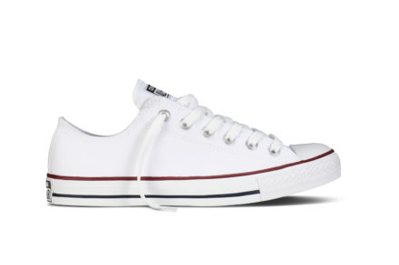 Converse All Star Low OX Wit