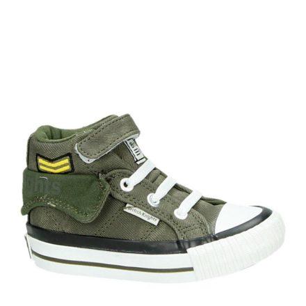 British Knights sneakers kaki jongens (groen)