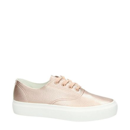 Hobb's metallic sneakers (roze)
