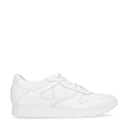 Sacha leren sneakers (wit)
