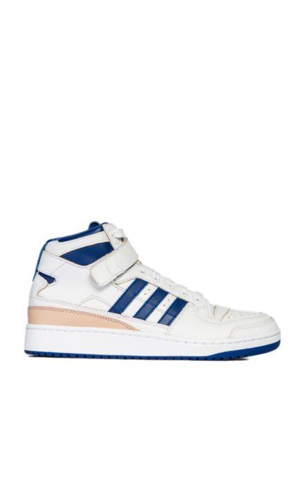 Adidas Originals Forum Mid White/Blue