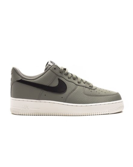 NIKE Air Force 1 `07 (dark stucco/black-summit white)