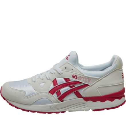 Asics Tiger Meisjes Gel Lyte V GS Sneakers Wit
