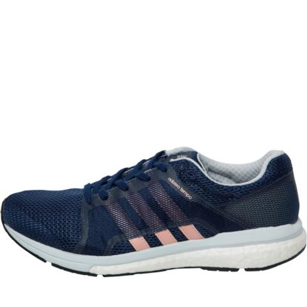 Adidas Dames Adizero Tempo 8 Boost Stabiliteit Hardloopschoenen MarineBlauww