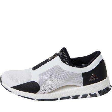 Adidas Dames PureBOOST x TR Zip Sneakers Wit
