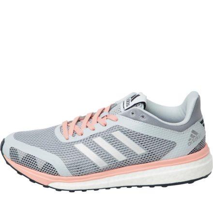 Adidas Dames Response Plus Boost Neutraal Hardloopschoenen Lichtgrijs