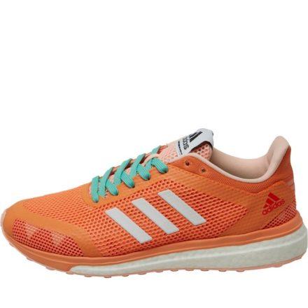 Adidas Dames Response Plus Boost Neutraal Hardloopschoenen Perzikkleurig