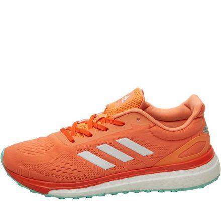 Adidas Dames Response Limited Boost Neutraal Hardloopschoenen Oranje
