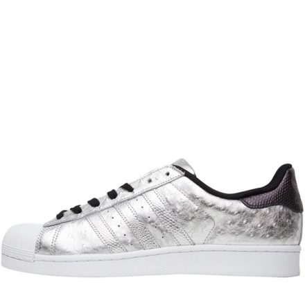 Adidas Originals Heren Superstar Sneakers Zilver