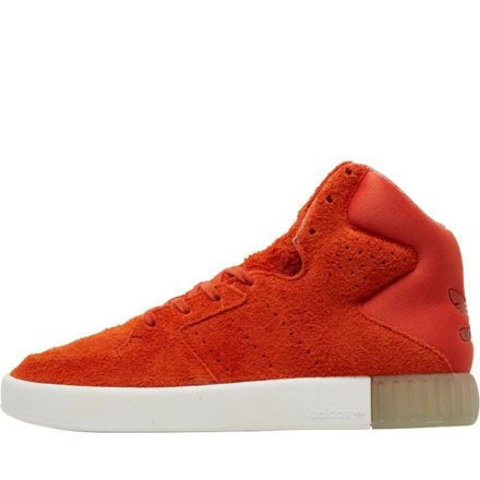 Adidas Originals Dames Tubular Invader 2.0 Sneakers Rood/Oranje