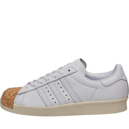 Adidas Originals Dames Superstar 80s Cork Sneakers Wit