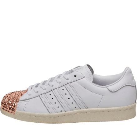 Adidas Originals Dames Superstar 80s 3D Metal Sneakers Wit