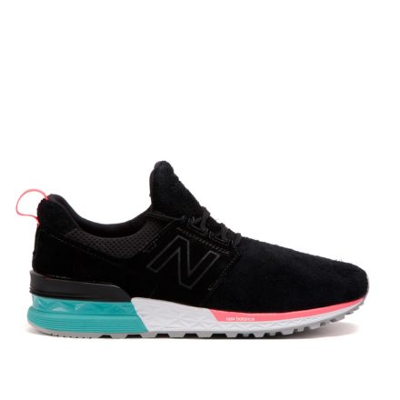 New Balance MS 574 DOA (zwart)