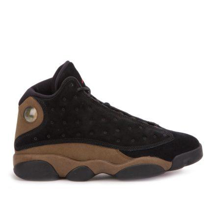 "Nike Air Jordan XIII Retro ""Olive"" (groen/zwart)"