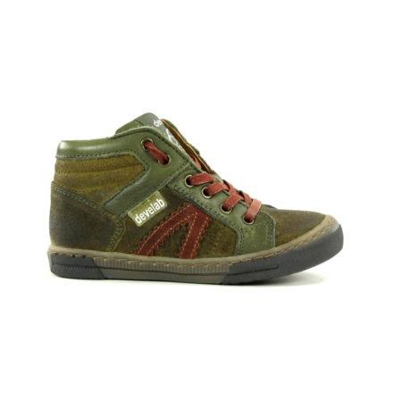 Develab Enkel boots develab 44195 Combi (Groen)