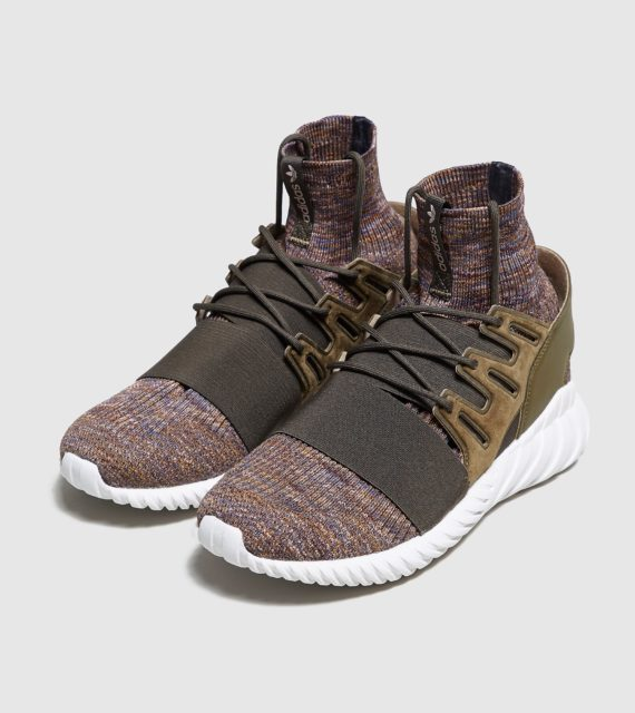 adidas Originals Tubular Doom Primeknit (groen/wit)