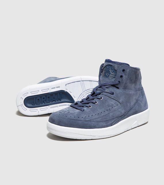 Jordan 2 Deconstructed (blauw)